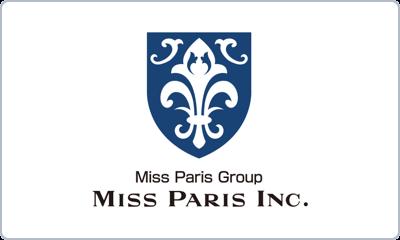 ミス・パリ ロゴ
