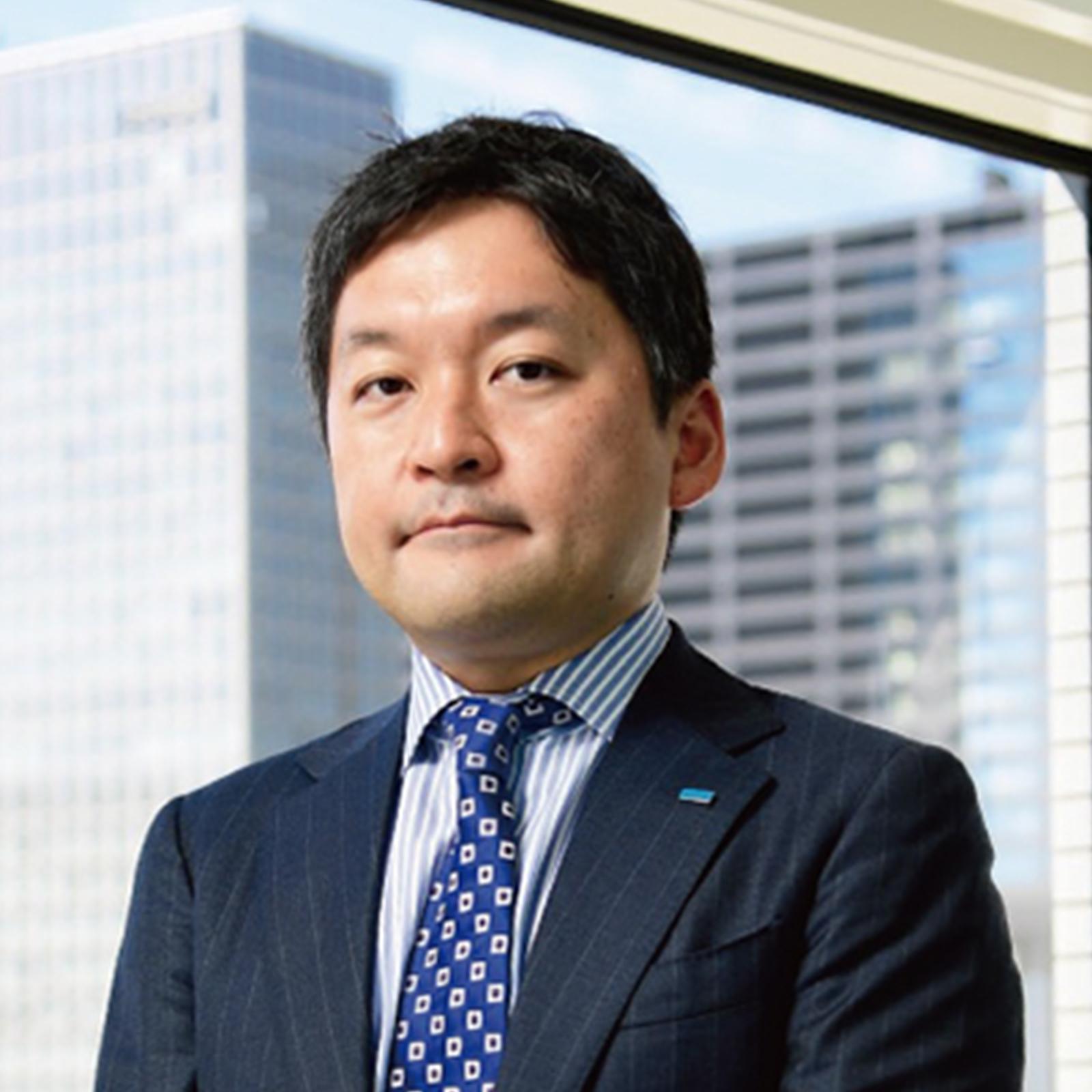 渡辺パイプ株式会社 代表取締役副社長 渡辺 圭祐