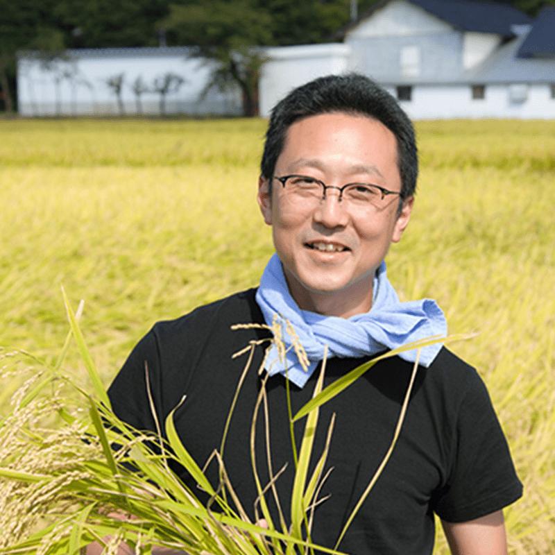 楯の川酒造株式会社 代表取締役 佐藤 淳平
