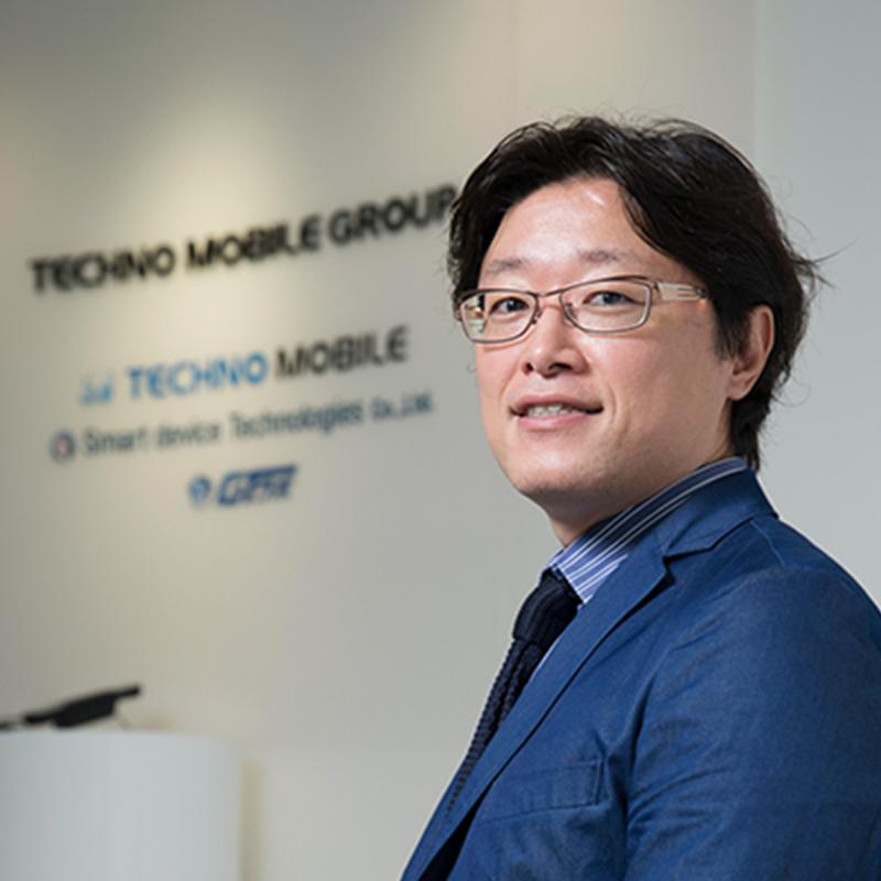 株式会社テクノモバイル 代表取締役 播田 誠