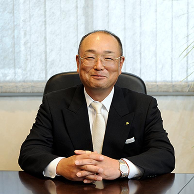 東亜物流株式会社 代表取締役社長 森本勝也